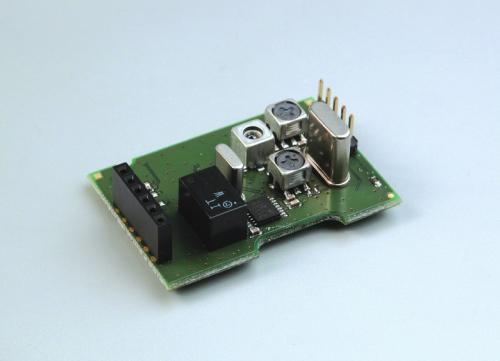 Scanner-Baustein 35MHz für HF Multiplex 45178