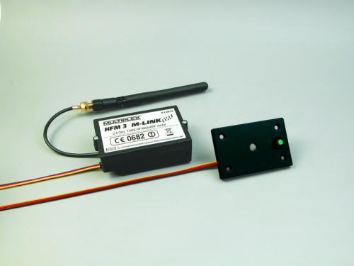 Combo HFM3 M-LINK mit RX-7-DRlight M-LINK Multiplex 45652