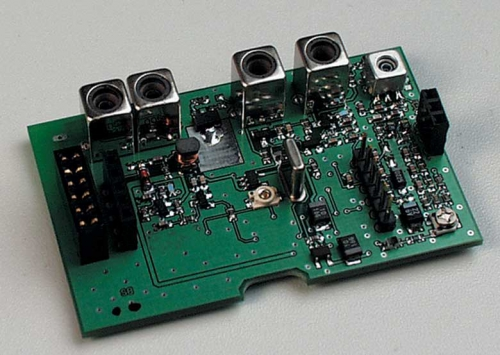 HF-Modul HFM-S 35MHz (A+B) Multiplex 45693