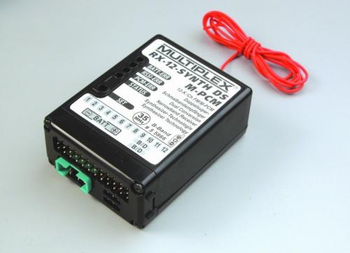 RX-12-SYNTH DS M-PCM 40/41MHz Multiplex 55867