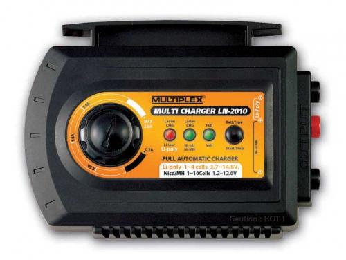 MULTIcharger LN-2010 Multiplex 92523