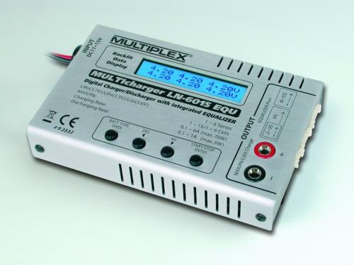 MULTIcharger LN-6015 EQU Multiplex 92532 5014