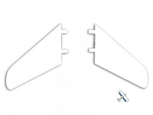 Antennenhalter für 2.4Ghz Empfänger Antennen (Paar)