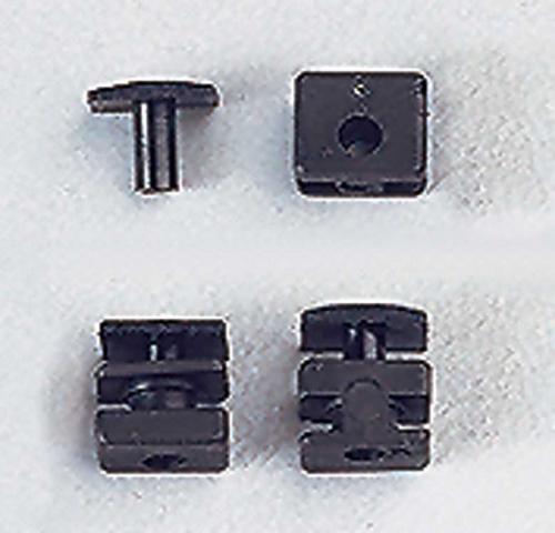 Gummitülle asymetrisch 10St. Multiplex 715317