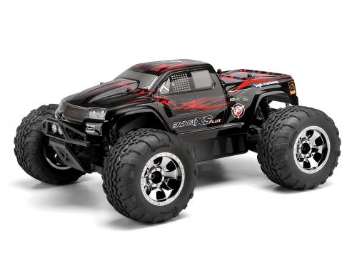 GT-2XS Karosserie (rot/schwarz/grau/Savage XS) HPI 105274