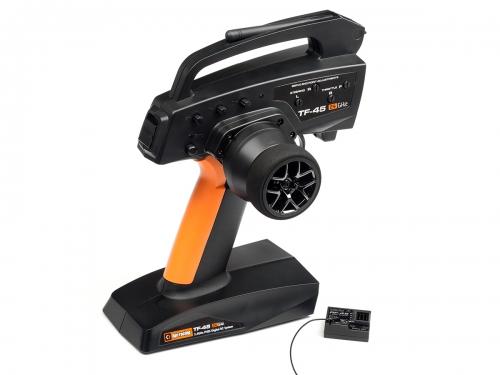 HPI TF-45 / RF-45 2,4GHz Funkfernsteuer Set HPI 105424