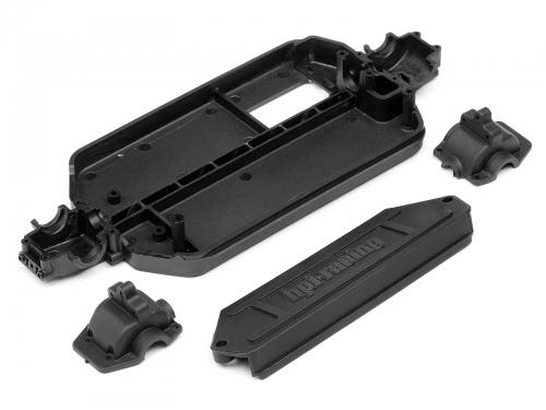 Hauptchassis/Getriebebox Set (Recon) HPI 105503