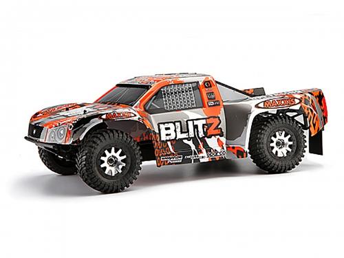 HPI Blitz 1:10 RTR SC Truck HPI 105832