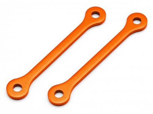 Obere Schwingenstrebe 4X54X3mm (Orange/2St/Sav X) HPI 105891