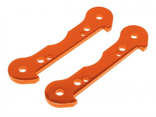 Untere Schwingenstrebe 4X54X3mm(Orange/2St/Sav X) HPI 105893