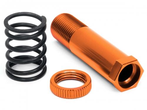 Lenkungspfosten 12X47mm (Orange/Savage X) HPI 105894