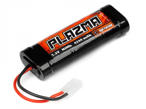 Plazma 7.2V 4700mAh NiMh Akku Pack 33.84Wh HPI 106388