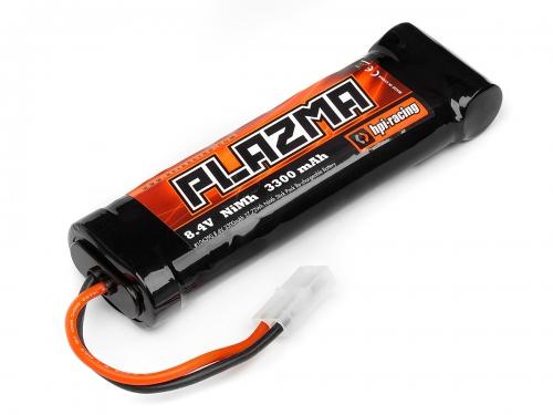 Plazma 8.4V 3300mAh NiMh Akku Pack 27.72Wh HPI 106390