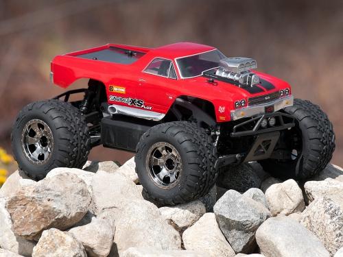 Chevrolet El Camino SS Karosserie (Klar/Savage XS) HPI 106554