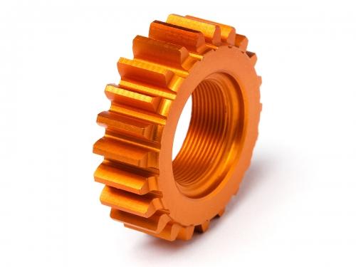 Ritzel mit Gewinde 22Zx12mm (1M/Orange/Nitro 3) HPI 106631