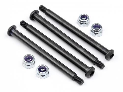Schwingenstifte ohne E-Clip Set (Savage XS) HPI 106712