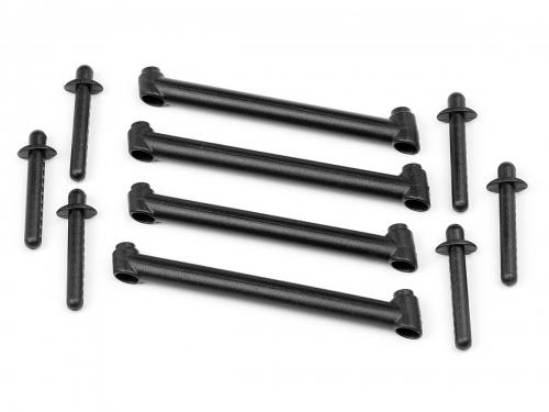 Rohr-Rahmen-Abstützung/Karo-Halter (Apache C1) HPI 107395