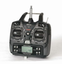OPTIC 6 SPORT 40MHz Mode 1 Electric Micro Set Hitec 110132