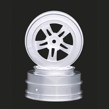 Felgen weiß 2Stück Graupner H11034W