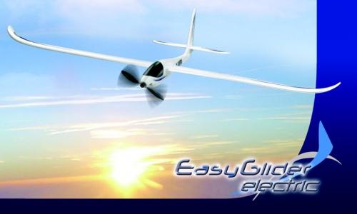 Easy Glider Electric RR Set Multiplex 264207