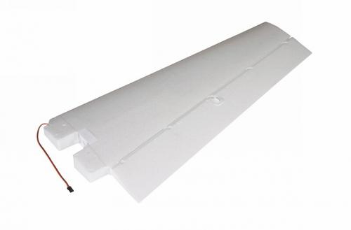 Fertigtragflächenhälfte rechts mit Servoz WP HoTTrigger1400S Graupner 13400.SD.302