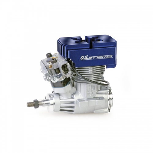 OS GT 15 HZ II w/power boost pipe Graupner 1432.SET