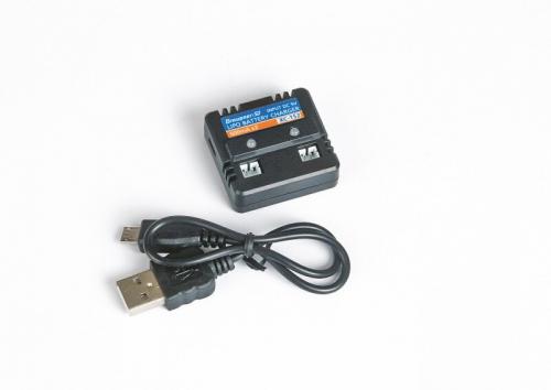 USB Ladegerät für 1SLiPo Akkus Graupner 16100.91