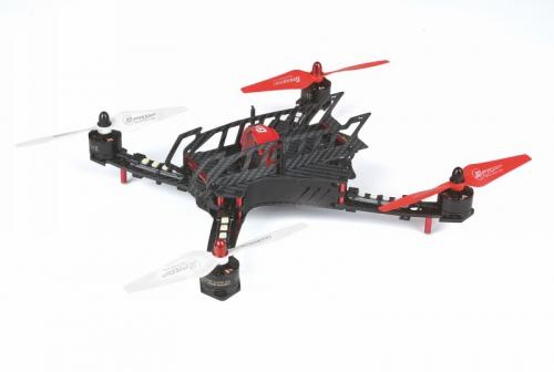 3D COPTER ALPHA 300QHoTT Graupner 16530.HOTT