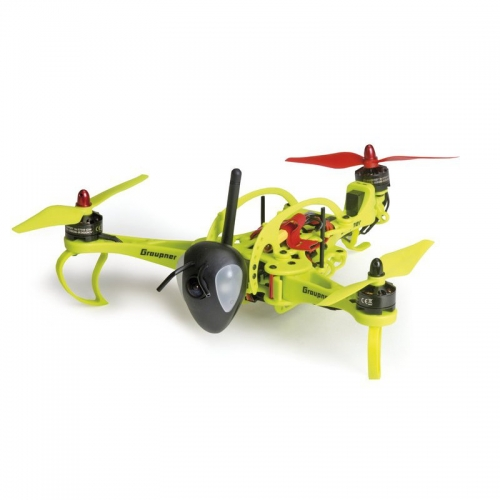 WP HoTT-Hornet 250 Tricopter Graupner 16540.CAM
