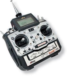 ECLIPSE 7 Q-PCM-Set 35 MHz Mode 2 Hitec 110104