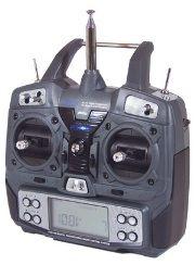 OPTIC 6 FM 40 MHz Hitec 110121