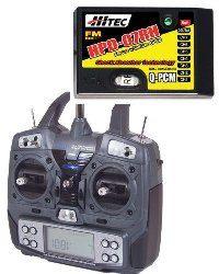 Optic QPCM 35 MHz Hitec 110122