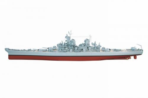 WP USS Missouri RC Elektro II.Wahl Graupner 21013BW