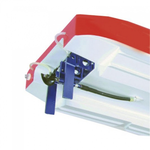 Ruderanlage zu HydroPower Kat Graupner 2110.5