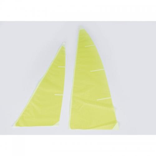Segelsatz gelb Graupner 2114.5G