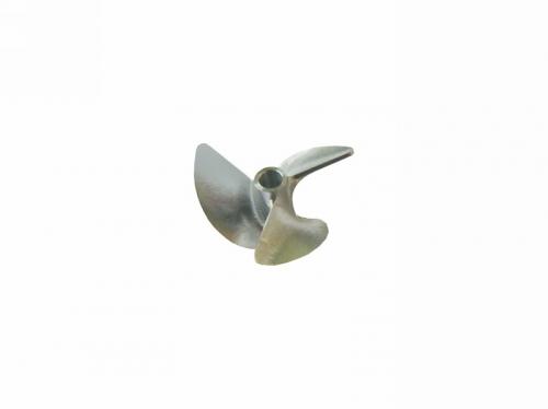 Aluminiumpropeller 3-Blatt Ø38mm Dog Graupner 2331.38HDD