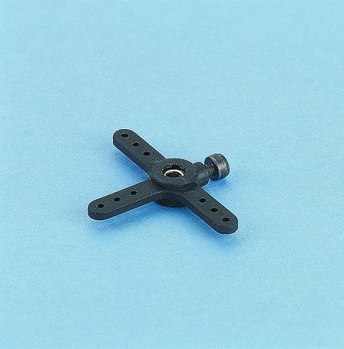 Ruderhebel für 3 mmWellen Graupner 2400