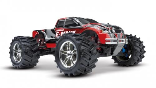 RTR E-MAXX 16,8 V - 4WD-Elect Traxxas 293905
