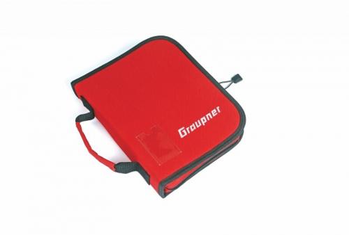 Werkzeugtasche,klein 200x260x50 mm Graupner 33101