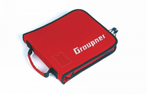 Werkzeugtasche,groß 290x260x50 mm Graupner 33102