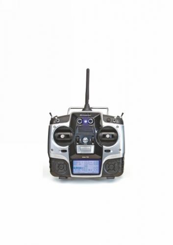 Sender einzeln mx-12HoTT 6-Kanal GB Graupner 33112.77.EN