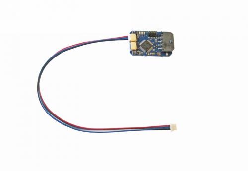 C2T Adapter Board N.CAN-BUS HoTT-Telem. Graupner 33639