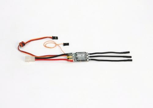 Regler BRUSHLESS CONTROL + T 35 G2 Graupner 33735.G2