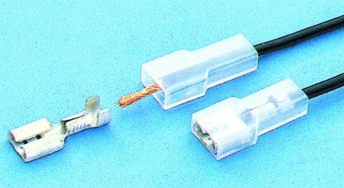 Faston-Flachsteckh.4,8mm VE10 Graupner 3597