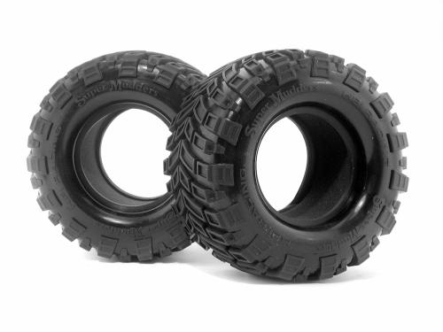 Super Mudders Reifen (165X88mm/2St) Savage HPI 4878