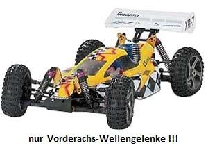 Vorderachs-Wellengelenke Graupner 4895.90