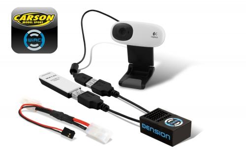 Carson WiRC Smartphone Controller Carson 501010 500501010