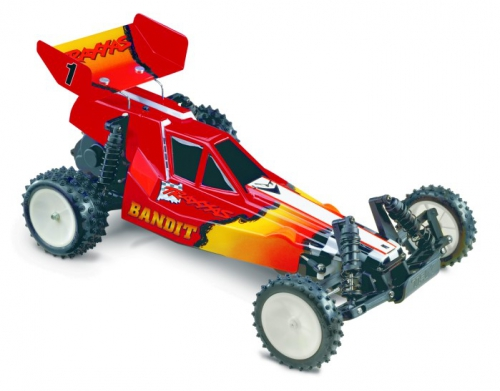 RTR BANDIT - ELECTRIC OFF-ROAD BUGGY -  mit  E.S.C.