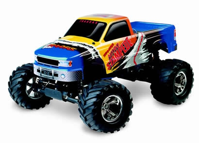 RTR NITRO STAMPEDE  - 2WD MONSTER TRUCK RTR