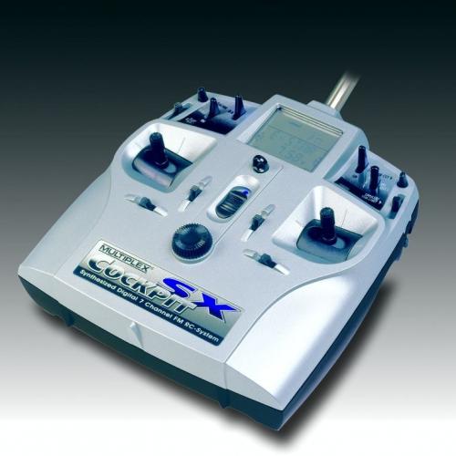 COCKPIT SX Einzelsender Synthesizer Multiplex 45150